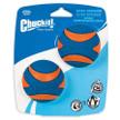 Chuckit Ultra Squeaker Medium pack of 2 balls