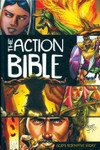 The Action Bible: God's Redemptive Story [Hardcover]