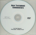 New Testament Commentary CD by Jim Sheerer