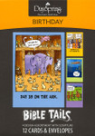Birthday Bible Tails