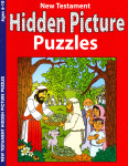 New Testament Hidden Picture Puzzles