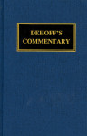 DeHoff's Commentary Volume 1 Genesis-Deuteronomy