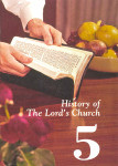 Jule Miller Visualized Bible Study Series Lesson 5 Manual History of the Lord's Church