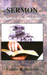 Sermon Design and Delivery (Hardcover)