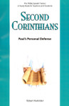 Bible Speaks Series Second Corinthians Paul's Personal Defense