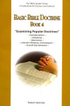 Bible Speaks Series Basic Bible Doctrine Book 4