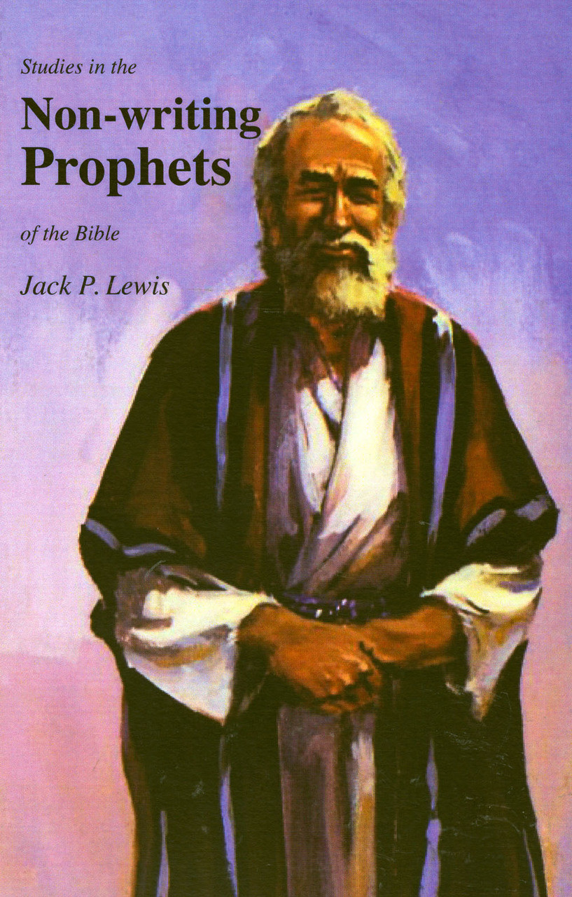 Whats the difference between a writing and non-writing prophet?
