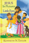 Jesus in Pictures for Little Eyes [Hardcover]