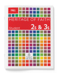 Heritage of Faith FALL 2s and 3s Student Book