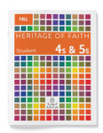 Heritage of Faith FALL 4s and 5s Student Book