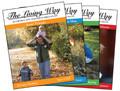 Living Way Fall Age 03 Workbook - Jesus Friends