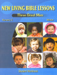 New Living Bible Lessons WINTER Nursery 2 Student