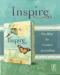Inspire Bible NLT Creative Journaling Bible