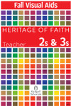 Heritage of Faith FALL 2s and 3s Visual Aids
