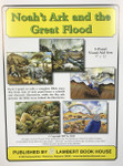 Bible Story Cards 5 Panel Set - Noah's Ark And The Great Flood