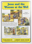 Bible Story Cards 5 Panel Set - Jesus And The Woman At The Well