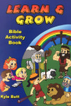 Learn And Grow Bible Activity Book