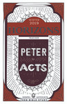 Horizons Teen Bible Curriculum Winter 2019 (Teacher)   Peter in Acts