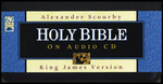 KJV Bible (OT and NT) on Audio CD
