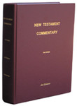 New Testament Commentary by Jim Sheerer [Hardcover]