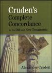 Cruden's Complete Concordance, Alexander Cruden