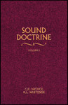 Sound Doctrine, Vol. 4, by C.R. Nichol and R.L. Whiteside