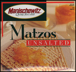 Matzos Communion Bread