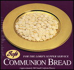 Communion Bread Individual Pieces Soft