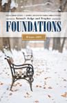 Foundations - Samuel: Judge and Prophet - Winter 2015