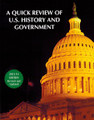 A QUICK REVIEW OF U.S. HISTORY AND GOVERNMENT 10-218-NY