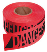 EMPIRE LEVEL Safety Barricade Tapes (272-76-0604)