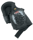 CLC CUSTOM LEATHER CRAFT Professional Gel Kneepads (201-G340)