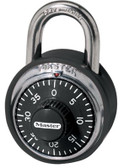 MASTER LOCK No. 1500 Combination Padlocks (470-1500)
