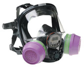 7600 Series Silicone Full Facepiece Respirators (068-760008AS)