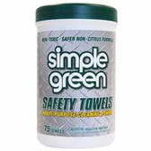 Simple Green® Safety Towels (676-3810000613351)