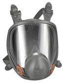 3M OH&ESD 3M 6000 Series Full Facepiece Respirators (142-6800DIN)