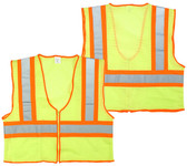 Yellow Mesh Class II Safety Vest (SV210IP)