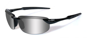 Wiley X Tobi Polarized Flash Mirror Lens