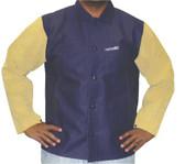 Best Welds Leather/Sateen Combo Jackets (902-1201-2XL)