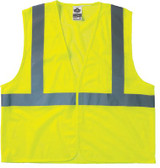 ERGODYNE GloWear® 8210HL Class 2 Economy Vest (150-21025)