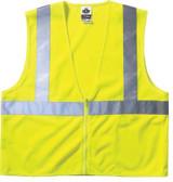 ERGODYNE GloWear® 8210Z Class 2 Economy Vest (150-21055)