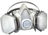 3M OH&ESD 5000 Series Half Facepiece Respirators (142-52P71)