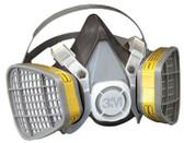 3M OH&ESD 5000 Series Half Facepiece Respirators (142-5303)