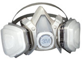 3M OH&ESD 5000 Series Half Facepiece Respirators (142-53P71)