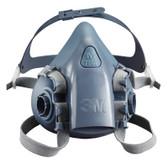 3M OH&ESD 7500 Series Half Facepiece Respirators (142-7501)