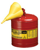 JUSTRITE Type I Safety Cans (400-7150110)