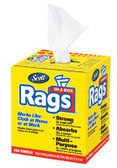KIMBERLY-CLARK PROFESSIONAL Scott® Rags In-A-Box (412-75260)
