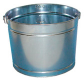 MAGNOLIA BRUSH Metal Paint Pails (455-5QT)