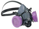 5500 Series Low Maintenance Half Mask Respirators (068-550030L)