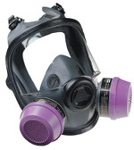 5400 Series Low Maintenance Full Facepiece Respirators (068-54001)
